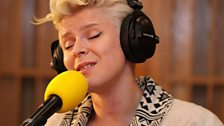 Robyn in the Live Lounge - 16 June 2010 - 4
