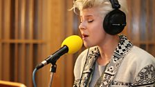 Robyn in the Live Lounge - 16 June 2010 - 6
