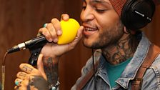 Travie McCoy in the Live Lounge - 27 July 2010 - 2