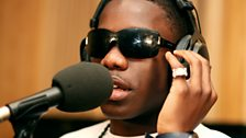 Tinchy Stryder in the Live Lounge - 11 Aug 10 - 5