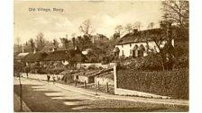 Old village, Barry