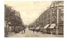 Barry High Street