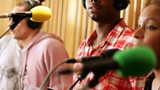 Roll Deep in the Live Lounge - 17 Aug 10 - 5