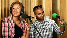 Roll Deep in the Live Lounge - 17 Aug 10 - 7