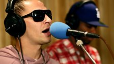 Roll Deep in the Live Lounge - 17 Aug 10 - 10