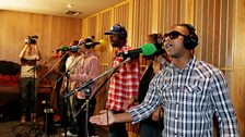 Roll Deep in the Live Lounge - 17 Aug 10 - 12