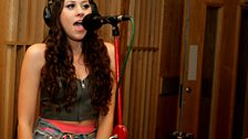 Eliza Doolittle in the Live Lounge - 15 Oct 10 - 2