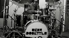 Eliza Doolittle in the Live Lounge - 15 Oct 10 - 5
