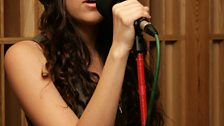 Eliza Doolittle in the Live Lounge - 15 Oct 10 - 6