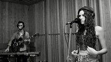 Eliza Doolittle in the Live Lounge - 15 Oct 10 - 7
