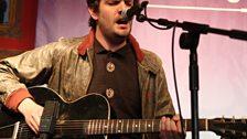 Klaxons in the Live Lounge - 21 October 2010 - 1