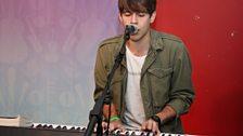 Klaxons in the Live Lounge - 21 October 2010 - 2