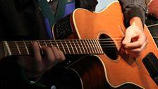 Klaxons in the Live Lounge - 21 October 2010 - 3