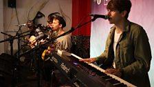 Klaxons in the Live Lounge - 21 October 2010 - 7
