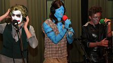 The Wanted in the Live Lounge - 25 Oct 2010 - 9