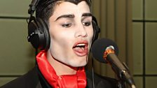 The Wanted in the Live Lounge - 25 Oct 2010 - 14
