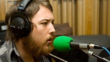 Fleet Foxes in the Live Lounge - 25 Feb 2009 - 1
