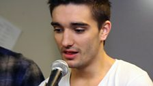 The Wanted in the Live Lounge - 6