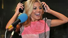 21 June 2011 - The Saturdays in the Live Lounge - 2