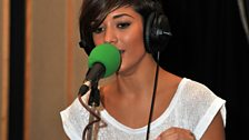 21 June 2011 - The Saturdays in the Live Lounge - 3