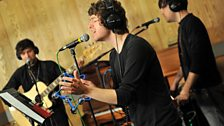 06 Sep 11 - The Kooks in the Live Lounge - 1