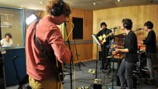 06 Sep 11 - The Kooks in the Live Lounge - 5