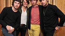 06 Sep 11 - The Kooks in the Live Lounge - 6
