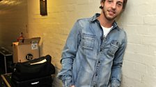 26 Sept 11 - James Morrison in the Live Lounge - 1