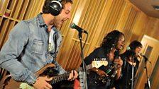 26 Sept 11 - James Morrison in the Live Lounge - 2