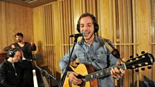26 Sept 11 - James Morrison in the Live Lounge - 3