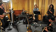 26 Sept 11 - James Morrison in the Live Lounge - 6