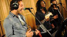 26 Sept 11 - James Morrison in the Live Lounge - 10