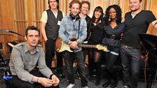 26 Sept 11 - James Morrison in the Live Lounge - 11