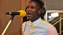 20 Oct 11 - Labrinth in the Live Lounge - 1