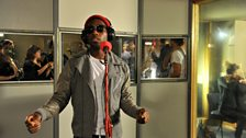 20 Oct 11 - Labrinth in the Live Lounge - 2