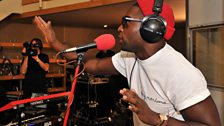 20 Oct 11 - Labrinth in the Live Lounge - 7