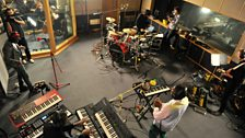 20 Oct 11 - Labrinth in the Live Lounge - 12