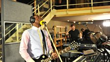 20 Oct 11 - Labrinth in the Live Lounge - 14