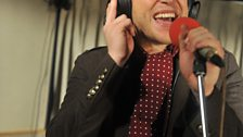 22 Nov 11 - Olly Murs in the Live Lounge - 1