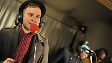 22 Nov 11 - Olly Murs in the Live Lounge - 2