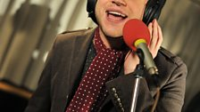 22 Nov 11 - Olly Murs in the Live Lounge - 3