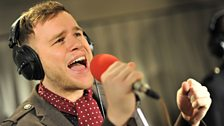 22 Nov 11 - Olly Murs in the Live Lounge - 7