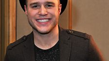 22 Nov 11 - Olly Murs in the Live Lounge - 10