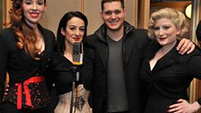 08 Dec 11 - Michael Buble in the Live Lounge - 7