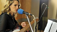 17 Jan 12 - Anna Calvi in the Live Lounge - 1