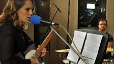 17 Jan 12 - Anna Calvi in the Live Lounge - 5