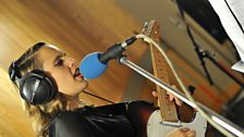 17 Jan 12 - Anna Calvi in the Live Lounge - 8