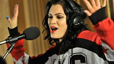 17 Feb 12 - Jessie J in the Live Lounge - 6