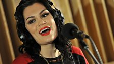 17 Feb 12 - Jessie J in the Live Lounge - 8