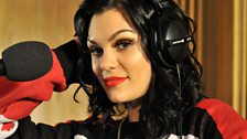 17 Feb 12 - Jessie J in the Live Lounge - 9